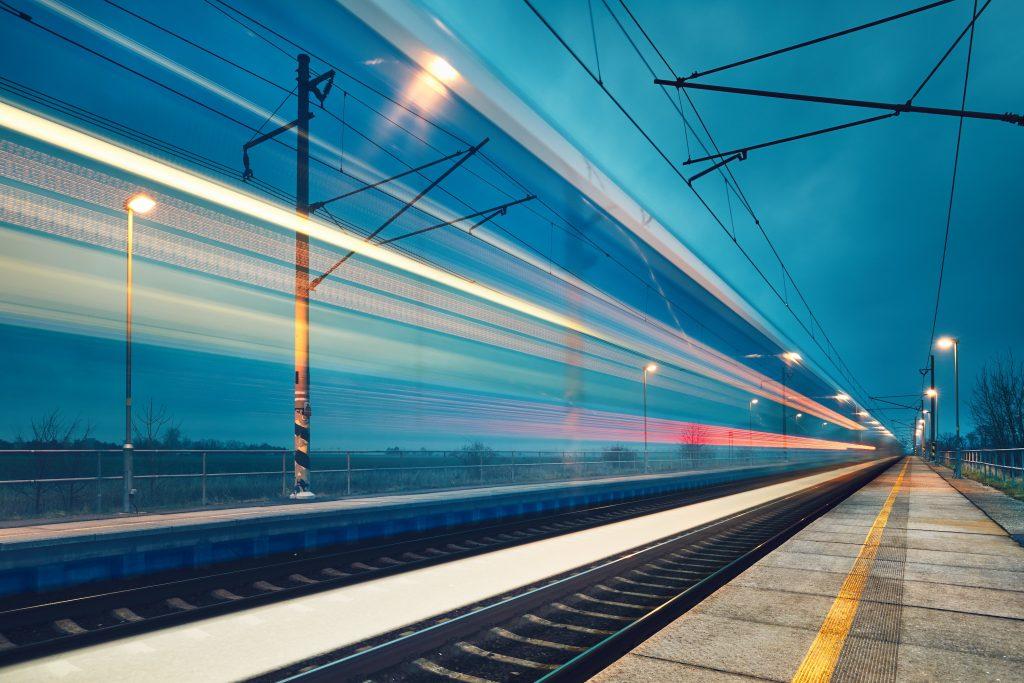 Eine pünktliche Bahn – eine Utopie?