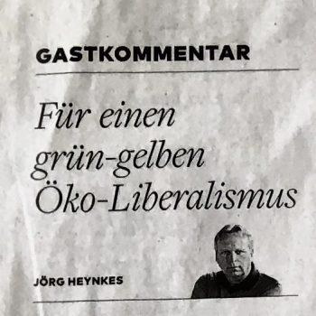 Gastkommentar Die Welt Jörg Heynkes
