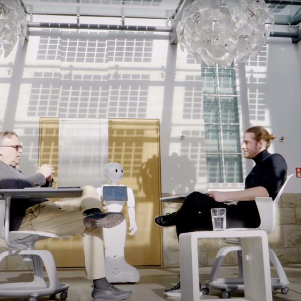 Bei Let's Talk – Jörg Heynkes – Zukunft 4.1.