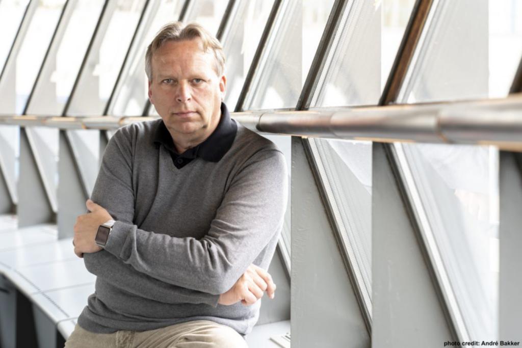 Jörg Heynkes gibt Kandidatur bekannt